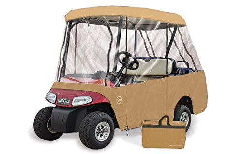 Greenline 2 Over 4 Passenger Golf Cart Enclosure (68