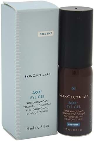 Skinceuticals AOX+  Eye Gel Triple Antioxidant Treatment Gel, 0.5 Fluid Ounce