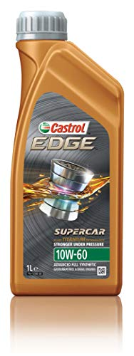 Castrol 12064 EDGE SUPERCAR 10W-60 Advanced Full Synthetic Motor Oil, 1 L, 12 pack 2006 Bmw Z4m Coupe