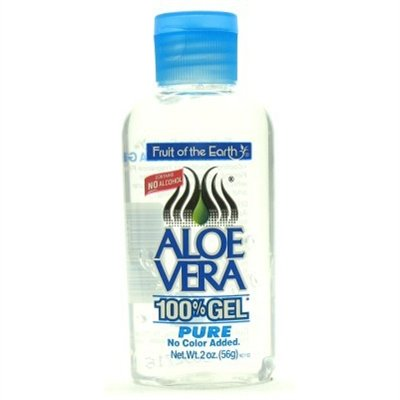 Fruit of the Earth Aloe Gel 2 Ounce