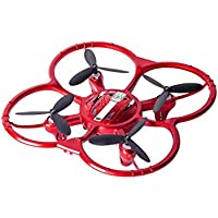 Owill YH-13HW 2.4G 4CH High Hold Mode RC Quadcopter Remote Controlled Four Axis Aircraft For Casual Life (Red)