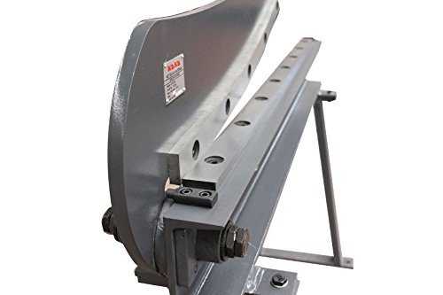 KAKA Industrial HS-1000 Manual Guillotine Shear, 40-Inch,16 Gauge Sheet Metal Fabrication Plate Cutting Cutter With Stand by KAKA INDUSTRIAL (Image #3)
