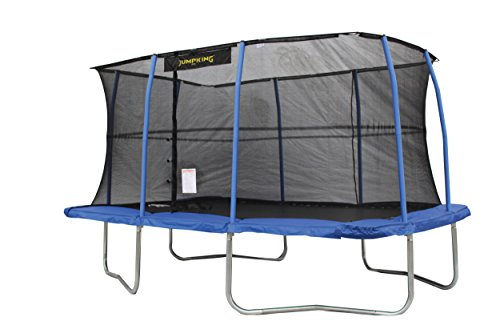 JumpKing 10 x 14 Foot Rectangular Trampoline Review and Comparison