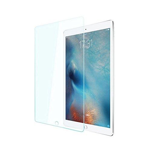 GiXa Technology 9H Hartglas Panzerglas 2.5D Abgerundet Display Schutz Schutzglas Hart Schutz GlasFolie für Apple iPad / Mini / Air / Pro (Hartglas Transparent, iPad Pro 12.9 Zoll)