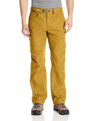 prAna Men's Continuum Pants, Cumin, Size - Men Cumin
