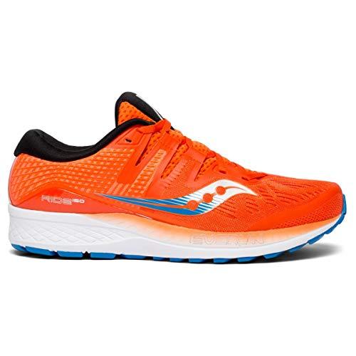 Scarpe Uomo Orange Running Saucony Iso Ride blue vqxEPZ