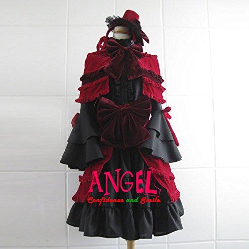 【サイズ選択可】女性Mサイズ A1C00035 コスプレ衣装 アニメ「K」 櫛名アンナ くしなあんな B01EWG59GW 女性Mサイズ  女性Mサイズ