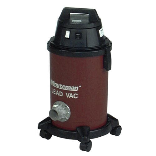 Minuteman Tools - Minuteman C82985-LWS Lead 6-Gallon 1 Peak HP Shop Vacuum
