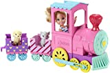 ​Barbie Club Chelsea Train Playset with 3