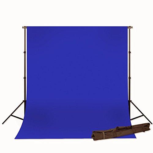 Chromakey Blue Cotton Muslin 9ft X 15ft from Britek
