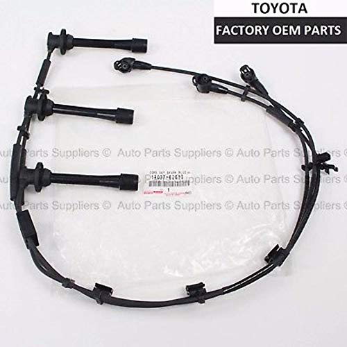 4runner Set Toyota - Genuine Toyota 19037-62010 Spark Plug Cord Set