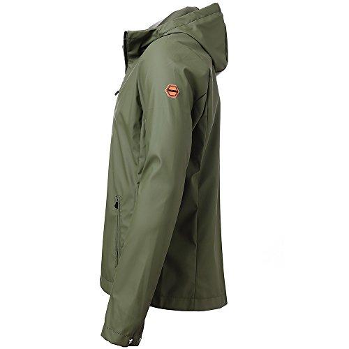 Snow Et S Homme Militaire Rain 3 Légère Short Style De Softshell Multifonctionnelle And Pour 2xl Courte Un Couleurs Veste Vert Cagoule Longue tvgwfx