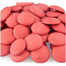 Merckens Coating Wafers Red 2 pounds Merckens melting chocolate