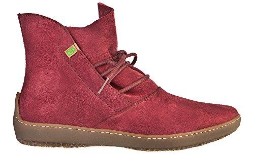 Rot deportivo Rojo El cordones ND82 fríos nbsp;Botas nbsp;� alimentos de tobillo Naturalista Base nACgqwBS