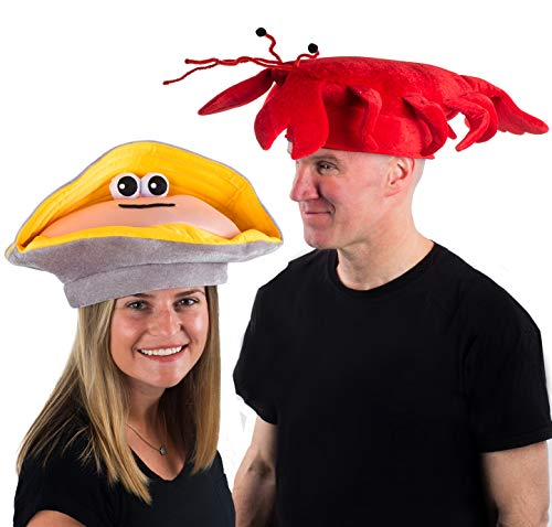 Tigerdoe Lobster Hat - Clam Hat -