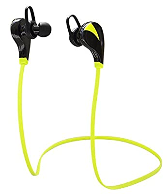 Imarku® Bluetooth 4.0 Wireless Sports Headphones Noise Cancelling Headphones with Microphone Sports / Running / Gym / Exercise/ Sweatproof Wireless Bluetooth Earbuds Headset Earphones for iPhone 6, 6 Plus, 5 5c 5s 4 Ipad 2 3 4 New Ipad, Ipod, Android, Sa