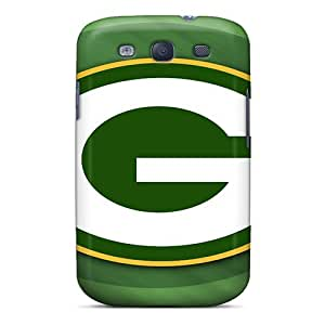 Fashionable Style Case Cover Skin For Galaxy S3- Green Bay Packers
