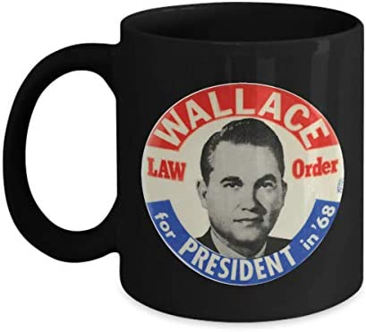 Amazon.com: George Wallace 1968 Presidential Campaign Law and ...