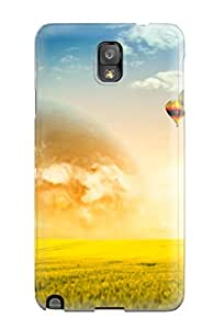 Best 7796733K59299848 Tpu Phone Case With Fashionable Look For Galaxy Note 3 - Countryside