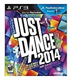 NEW JUST DANCE 2014 (SONY PLAYSTATION 3, 2013) UBISOFT VIDEO GAME FOR THE PS3