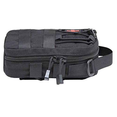 ONEWELL Outdoor Pack First Aid Kit Molle Survival Gear Bag Military First Aid Kits Kit Pouch Hiking Package EDC Hunting… 3
