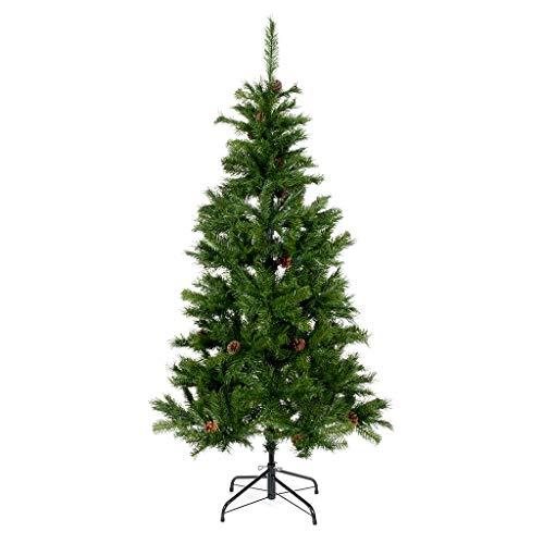 Holyart Arbol de Navidad 180 cm Verde Slim Tallinn