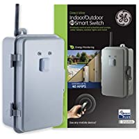 GE Z-Wave Plus Direct Wire 40 Amp Smart Switch,...
