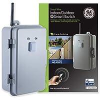 GE Enbrighten Z-Wave Plus Direct Wire 40 Amp Smart...