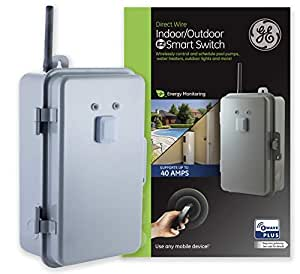 Ge Enbrighten Plus Heavy Duty 40 Amp Smart Switch Indoor