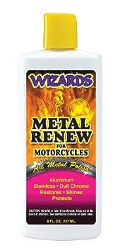 Wizards 22020 Motorcycle Metal Renew - 8 oz.
