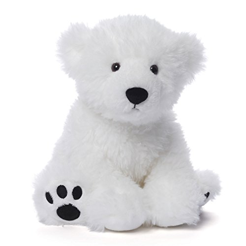Gund 4048304 Fresco Polar Bear Stuffed Animal Plush (Stuffed Animals White Bear)