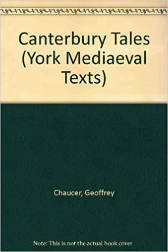 Book Canterbury Tales (York Mediaeval Texts)
