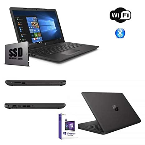Notebook PC portátil HP 255 G7 Pantalla 15,6 Pulgadas/CPU AMD A4 ...