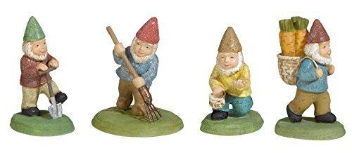 Farmer's Market Gnome - 4 Piece Set