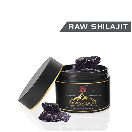 Pure Organic Ayurvedic Himalayan Raw Shilajitshilajeet For