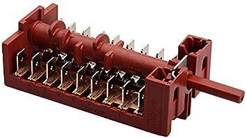 Interruptor selector multifunción auténtico para cocinas hornos ...
