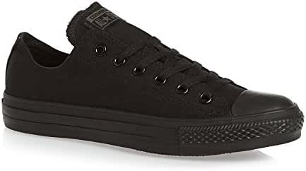 Converse Chuck Taylor All Star Low Top Black/MonocromSneakers - 9 M US