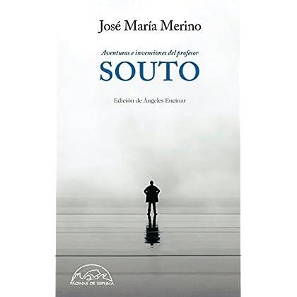Aventuras e invenciones del Profesor Souto (Voces / Literatura nº 246) (Spanish Edition)