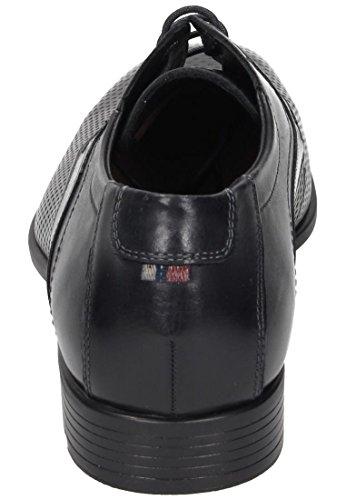 LLOYD DARION 1704930 hommes Chaussures à lacets, noir 40 EU
