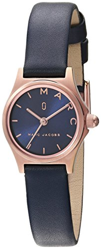 Marc by Marc Jacobs Women's MJ1611 Henry Analog Display Analog Quartz Blue Watch