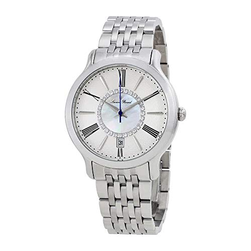 Lucien Piccard Women's LP-40004-22S Sofia Analog Display Quartz Silver Watch (Lucien Piccard White Wrist Watch)