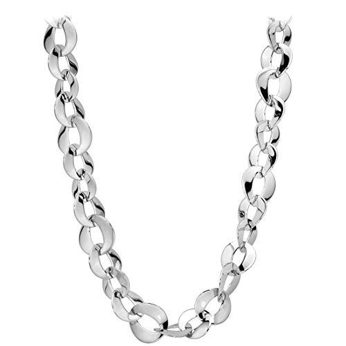 Calvin Klein Pleasant Silver 20 inches Necklace KJ72AN010100 from Calvin Klein