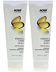 Now Foods: Vitamin E Cream, 4 oz (2 Pack)