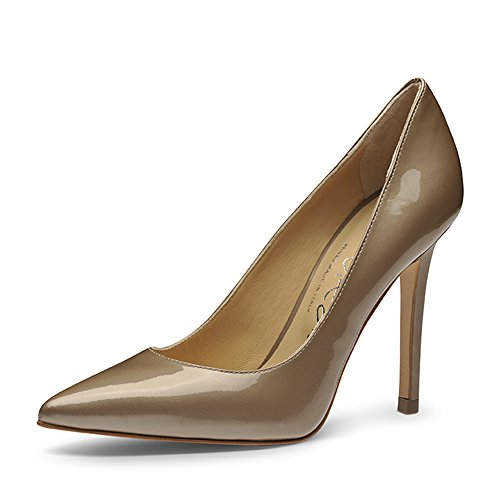 Evita Shoes - Zapatos de vestir de Piel para mujer Marrón - marrón claro