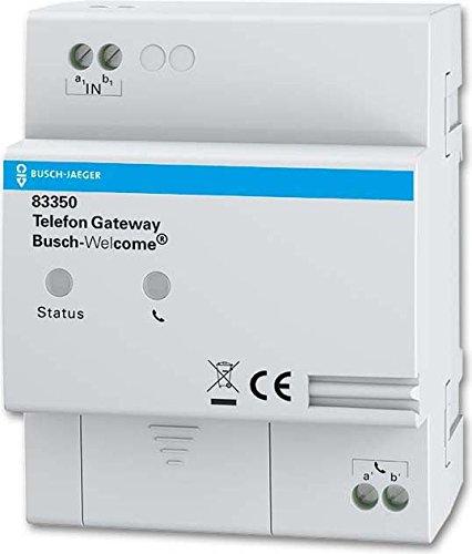 Busch-Jaeger teléfono Gateway arbustoy Welcome accesorios 83350 2CKA008300A0373