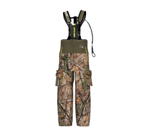 Tree Spider Men's Outfitter SpiderWeb with Trinity Scent Control and RainBlocker Technology by TREE SPIDER