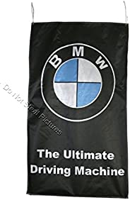 BMW Ultimate Driving Machine Flag Banner 3 X 5 ft