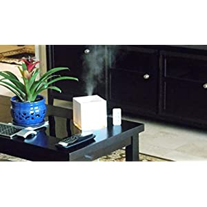 Canary Products Bluetooth aroma diffuser with speaker, timer, and bluetooth capability with your smart phone