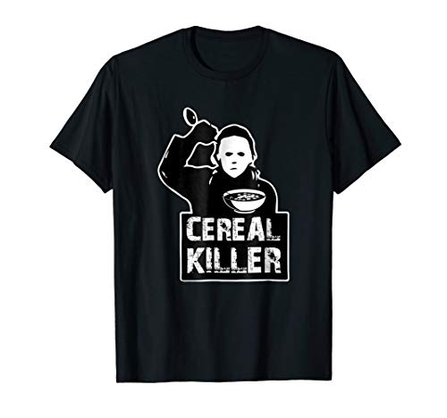 Cereal Killer T-shirt Halloween T-shirt