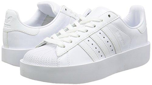 adidas Damen Superstar Bold W Fitnessschuhe, Weiß, 41_1_3 weiß